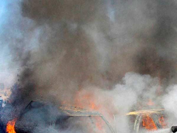 Balochistan At Least 5 Dead 25 Injured In Blast Gun Attack On Quetta Church