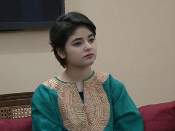 Accused Zaira Wasim Alleged Molestation Attempt Matter Detained Sahar Police Mumbai
