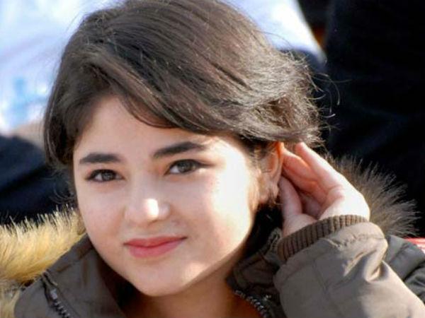 Mumbai Police Record Actor Zaira Wasim S Statement After Her Flight Ordeal