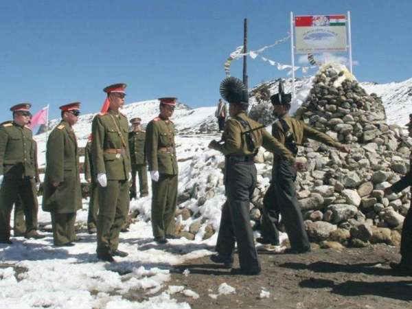 Alarm Bells India Despite Winter China Deploys 1800 Troops In Doklam
