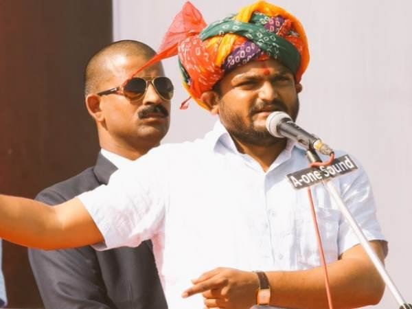 Hardik Patel Tweets Bjp Tamper Evm Sunday Night To Win Gujarat Election