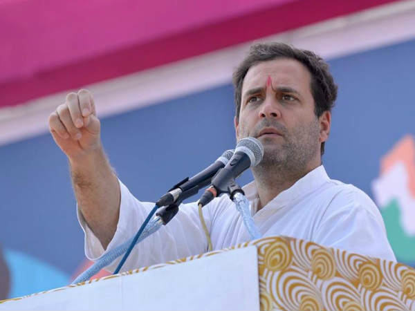 Gujarat Election 2017 Rahul Gandhi Addresses Rally Kuchch