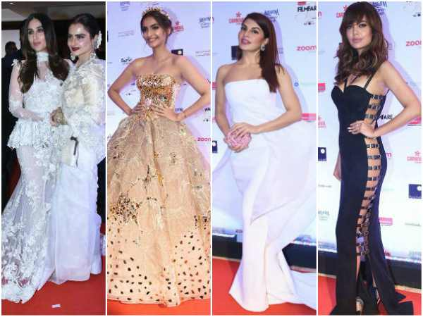 Filmfare Glamour Style Awards 2017 See Pics