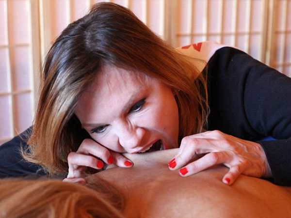 Bite Massage Other Bizarre Therapies Hollywood Celebrities Opt