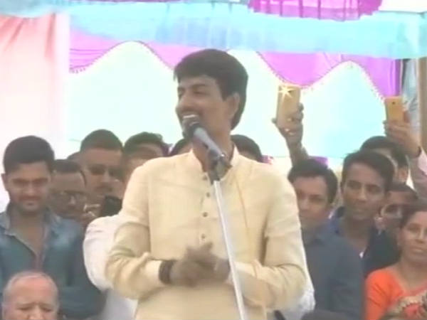 Alpesh Thakor Pm Modi Became Fair Because Imported Mushroom
