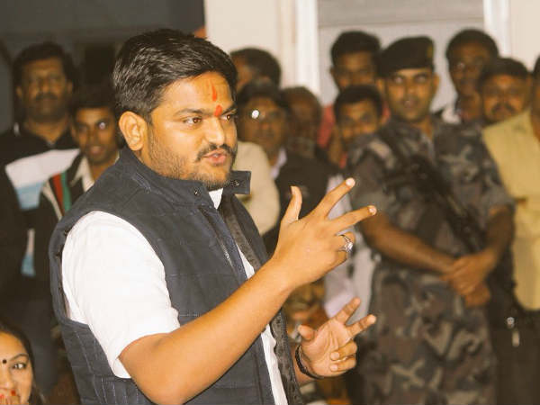 Hardik Patel Questions Pm Modi S Development Bhavnagar