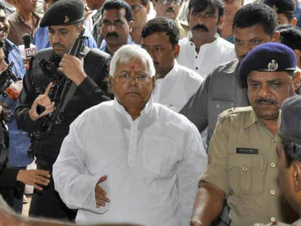 Fodder Scam Verdict Lalu Prasad Yadav Found Guilty