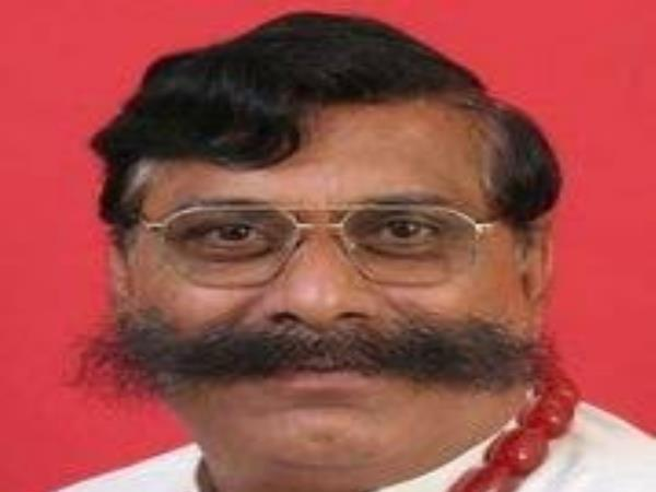 Pabubha Manek Bjp Candidate From Dwarka Assembly Seat