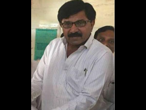 Keshubhai Nakrani Bjp Candidate From Gariadhar Assembly Seat