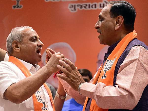 List Gujarat Cabinet Ministers Who Took Oath Today Know Mo