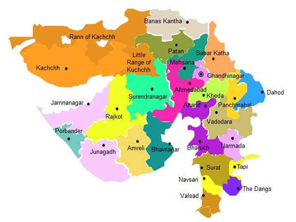 Gujarat Election 2017 These Leaders Maintained Victory