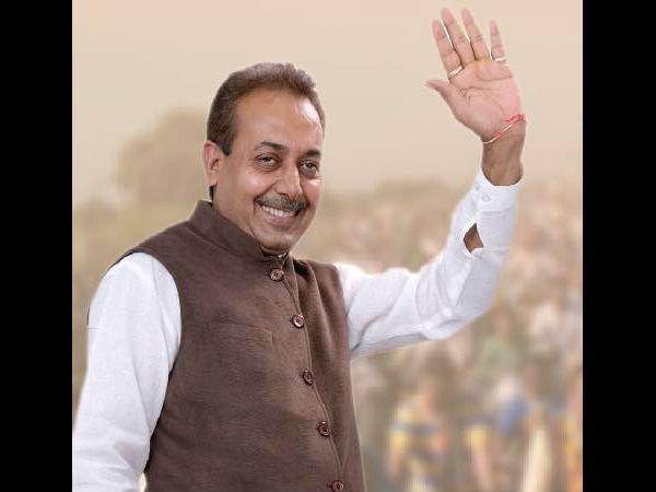 Dharmendrasinh Jadeja Bjp Candidate From Jamnagar North Seat