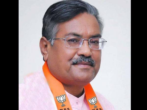 Raghvjibhai Patel Bjp Candidate From Jamnagar Rural Assembly
