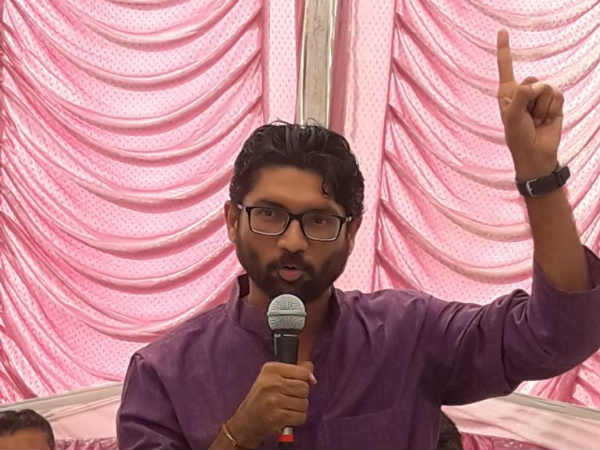 Pm Narendra Modi Should Retire And Go To Himalayas Jignesh Mevani