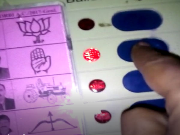 Morbi Evm Machine Voting Video Went Viral