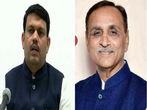 Gujarat May Have Two Deputy Cm Rupani Name Is Almost Final