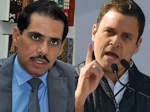Gujarat Election What Robert Vadra Has Say After Congress De