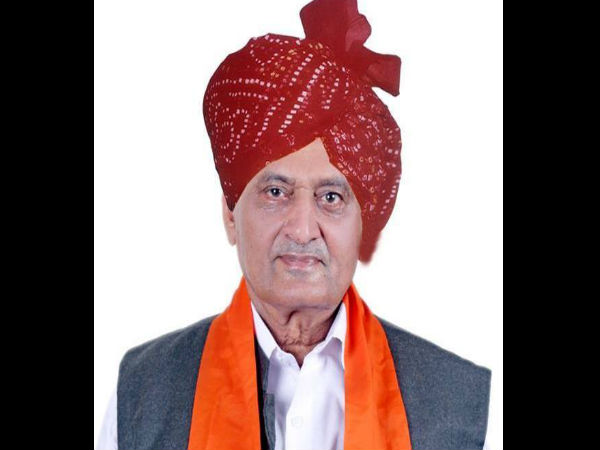 Jashabhai Barad Bjp Candidate From Somnath Assembly Seat