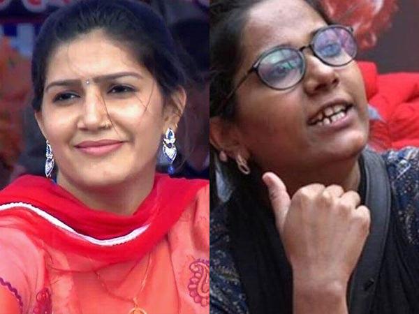 Ex Bigg Boss Contestant Sapna Choudhary Mehjabi Siddiqui Jyo