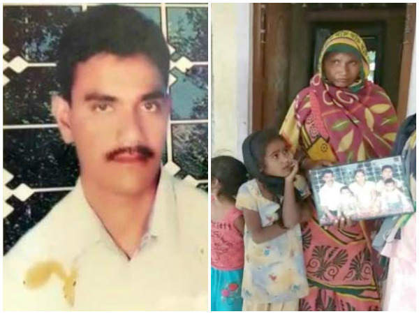 Gujarati Soldier Get Lost Jammu Kashmir But Now His Family
