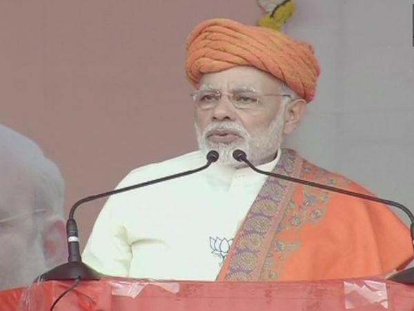 Gujarat Election 2017 Pm Modi Address Rally Dhandhuka