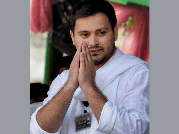 Tejasvi Yadav Garners Support For Lalu Prasad Yadav Shares Hardik Patel Tweet