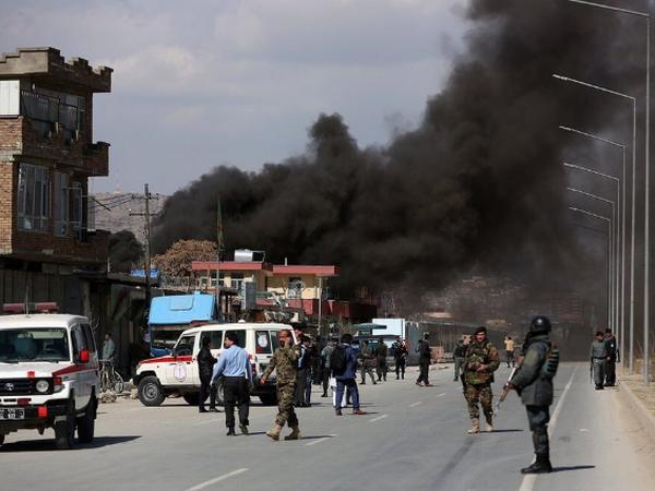 Afghanistan At Least 3 Killed 1 Injured In Suicide Attack In Kabul