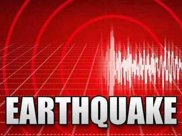 Earthquake Hit Assam S Dhemaji