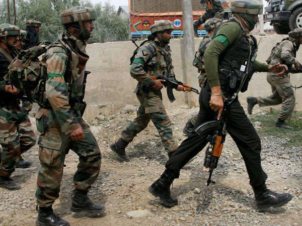 Terrorists Attack Crpf Training Centre Kashmir S Pulwama 2 Injured