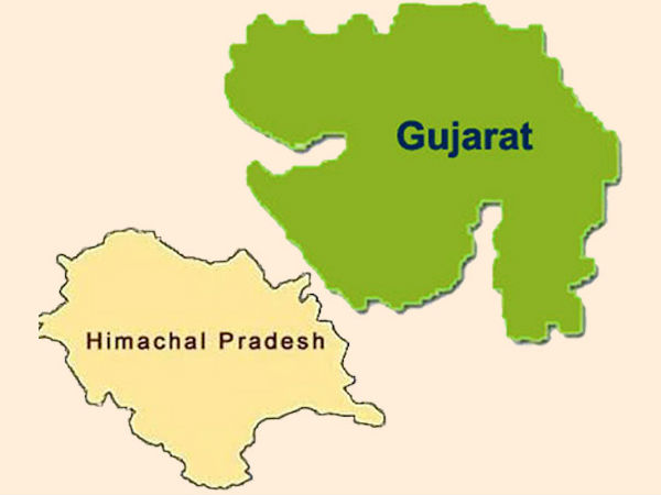 Verdict Day Live Results Updates Gujarat Election 2017 Himachal Election