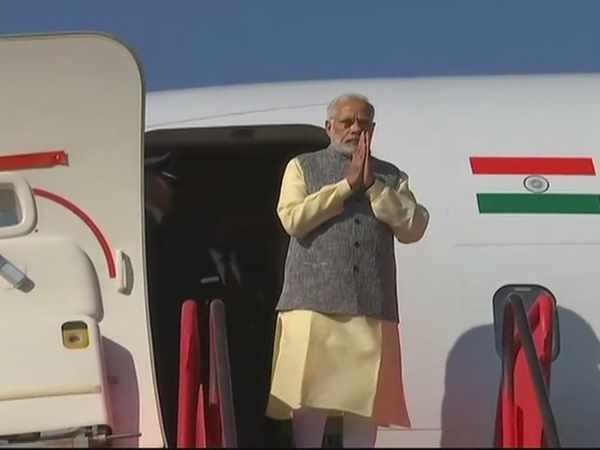 મિઝોરમ પહોંચ્યા PM, તુઈરિલ હાઇડ્રોપાવર પ્રોજેક્ટનું કર્યું ઉદ્ઘાટન