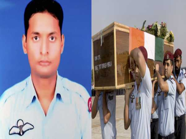 Prakash Nirala Garud Commando Is Likely Be The First Airman To Be Awarded Ashok Chakra Posthumously
