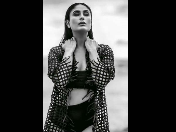Kareena Kapoor Latest Stunning Pics In Swim Suit