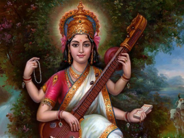 Saraswati Puja On Vasant Or Basant Panchami 2018 Time Date And Puja Vidhi