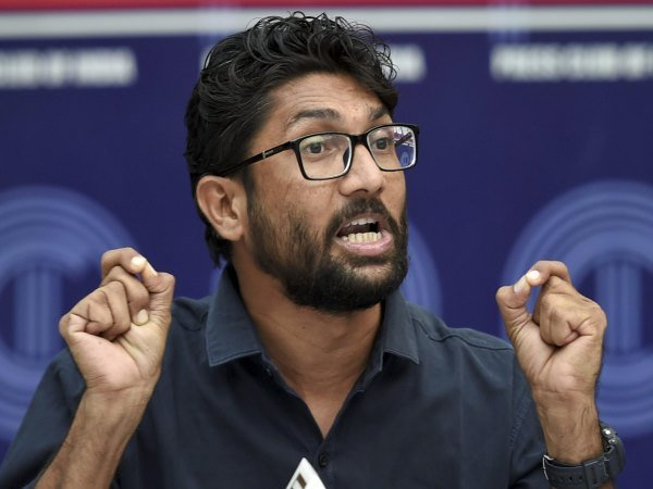 Delhi Police Cancelled Jignesh Mevani Hunkar Rally Permissio