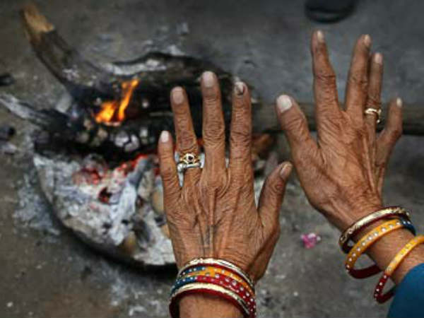 Gujarat Weather Naliya Temperature Goes Down 4 Degree