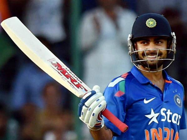Icc Awards Virat Kohli Selected Icc Odi Test Team Captain
