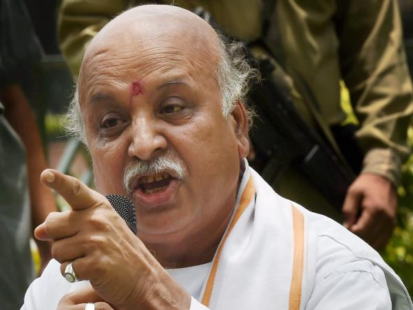 Pravin Togadia Row Police Targeting Our Workers False Case Said Gujarat Vhp Leader
