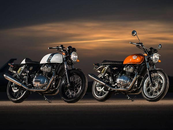 Royal Enfield Interceptor 650 Continental Gt 650 Bookings In April 2018