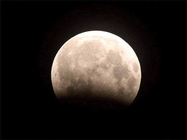 Lunar Eclipse On 31 January