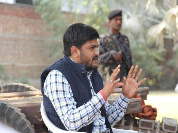 Hardik Patel Oppose Padmaavat Movie Release In Gujarat Wrote Letter To Cm Vijay Rupani