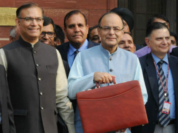 Union Budget 2018 Union Budget Will Be Presented By Arun Jaitely