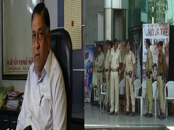 Padmaavat Will Not Be Released Gujarat Multiplex