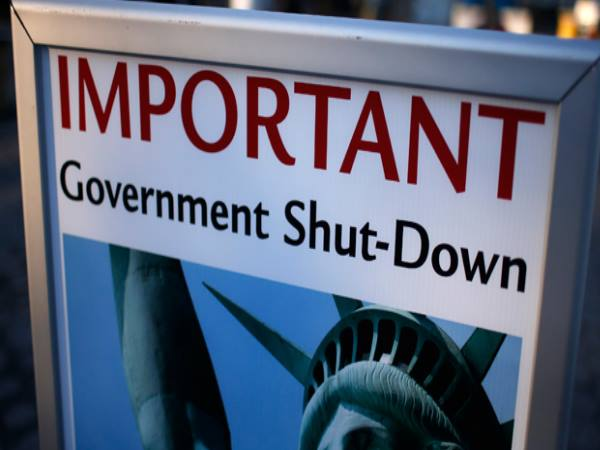 America Shutdown 2018 Republicans Democrats Start Playing Blame Game