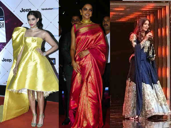 Ht Most Stylish Awards 2018 See Pics