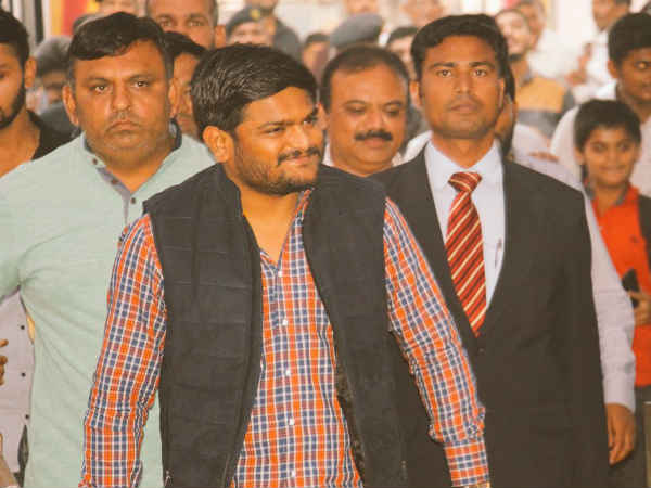 Hardik Patel They Put Case On Me Because I Wants Be Like B