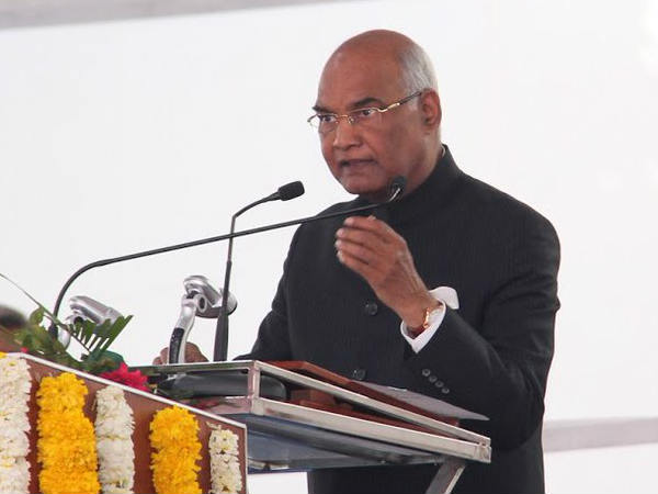 President Kovind Attended Convocation Program At Ms Uni Bar