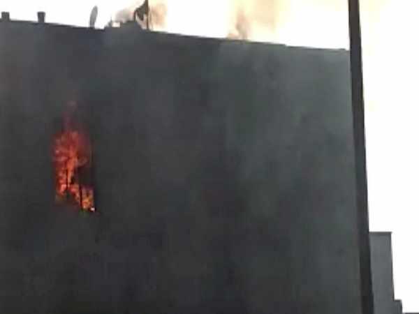 દિલ્હીના બવાનામાં ફેક્ટરીમાં ભીષણ આગ, 17નું મૃત્યુ
