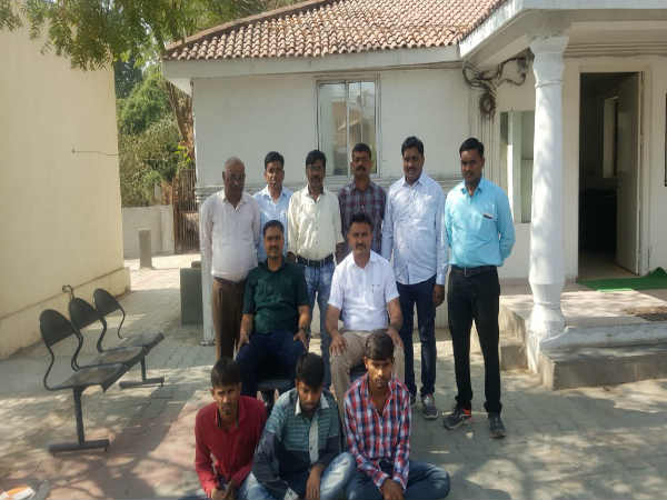 Ahmedabad Rural Police Arrested 3 Member Of Notorious Gang