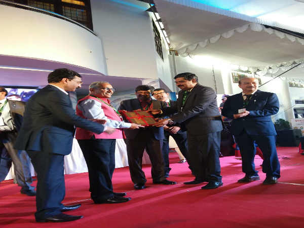 G T U Received Itsl Awards At National Level